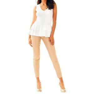 NWT lilly Pulitzer Skinny Worth Pants